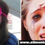Dejó a su novio que le tapase los ojos, y toda la familia sufrió las consecuencias