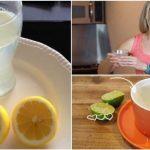 El reto del agua de limón: ¡Bebe un vaso de agua de limón durante 28 días y experimenta estos enormes cambios en el cuerpo!