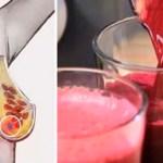 Este jugo previene el cáncer, limpia tu hígado y reduce la presión arterial alta!