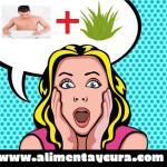 Efectos Del Aloe Vera en La Parte Intima de los hombres. Secreto Revelado solo Colócalo y veres resultados
