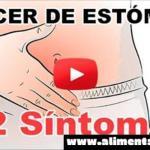 12 síntomas de cáncer de estómago