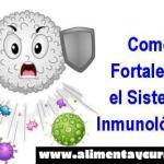 Secretos para Fortalecer el Sistema Inmune con la Alimentación