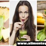 Te Enseñaremos Cómo preparar 5 batidos verdes para depurar el cuerpo y bajar de peso