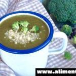 Receta de Crema de verduras verde (depurativa y anticancerígena)
