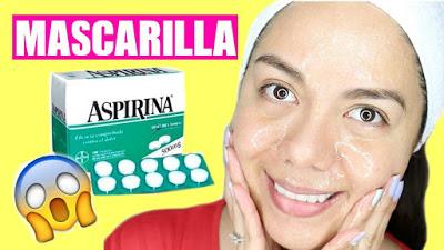Receta secreta de mi tía, mascarilla con aspirina tiene 45 años y parece de 25, da resultados desde su primer uso