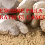 ¿El Jengibre destruye el cáncer con más eficacia que los medicamentos para el cáncer vinculados a la muerte?