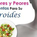 Cómo los Alimentos Pueden Mejorar o Empeorar Su Función Tiroidea