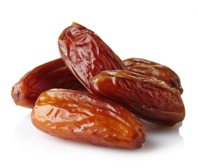 Los dátiles considerados como la fruta milagosa, son una cura para las siguientes enfermedades