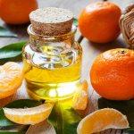 El aceite de mandarina y sus múltiples beneficios
