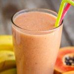 Sustituye el desayuno por este batido que desinflama el vientre, elimina grasa acumulada y desintoxica tu cuerpo