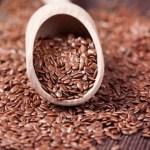 Semillas de lino para bajar de peso y cómo usarlas