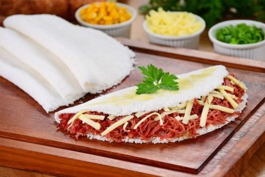 Dry Beef Tapioca Alimentec Food Distributor