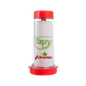 Alimentec Tapy, a ferramenta que armazena sua farinha de tapioca e a dispersa diretamente na panela