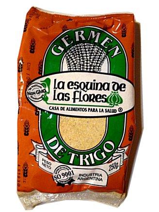 Germen de trigo 'La Esq. de Las Flores' 250g