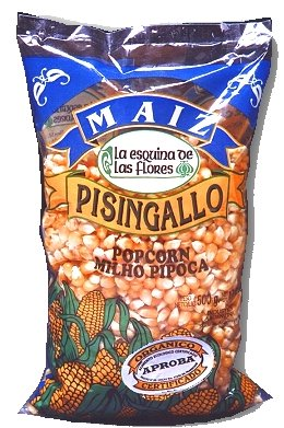 Maíz pisingallo 'La Esq. de Las Flores' 500g