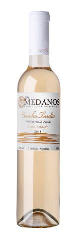 Vino Blanco Dulce Chardonnay 'Medanos' Cosecha Tardía 500ml
