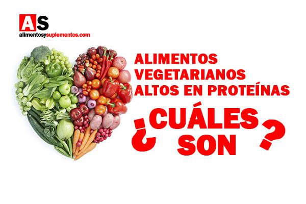 menu vegetariano alto en proteinas