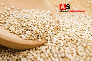 quinoa aporta alta proteina