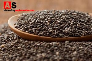 semilla de chia para conseguir buen nivel de proteinas
