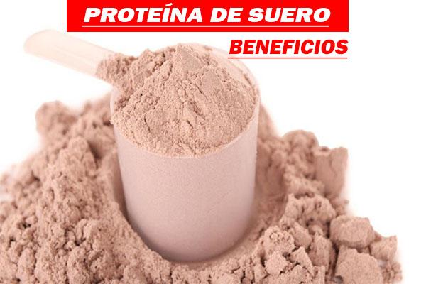 Beneficios de la proteina de suero