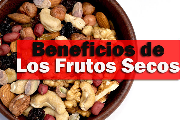 Beneficios de los frutos secos