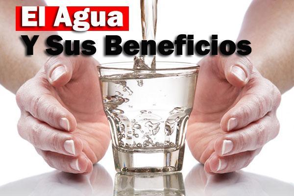 el agua y sus beneficios