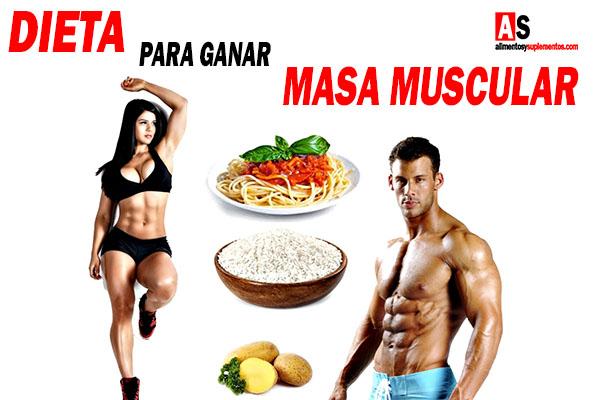 dieta masa magra y definicion