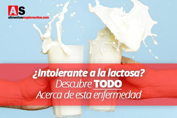 Intolerancia a la lactosa diagnostico