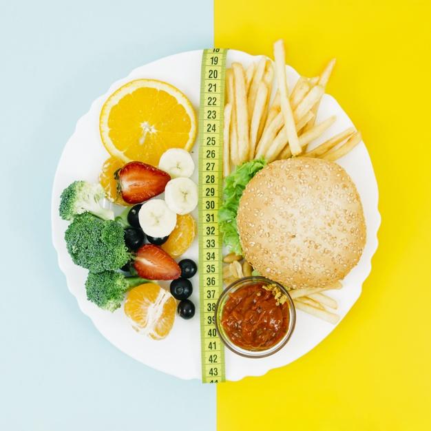 almuerzos que debo evitar para bajar de peso
