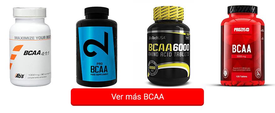 BCAA para deportistas