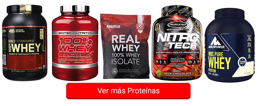 proteinas para deportistas y atletas