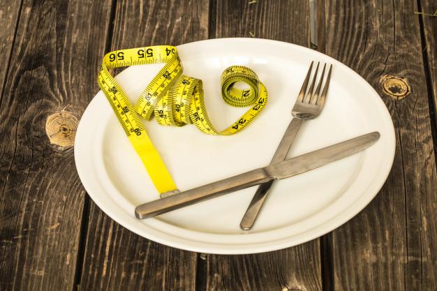 plato para bajar de peso