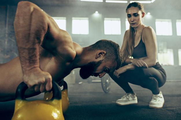 entrenar para bajar de peso