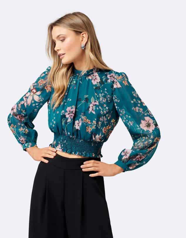 ofis için bluz modelleri
