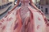 2019 Pudra Abiye Elbise Modelleri ve Fiyatları