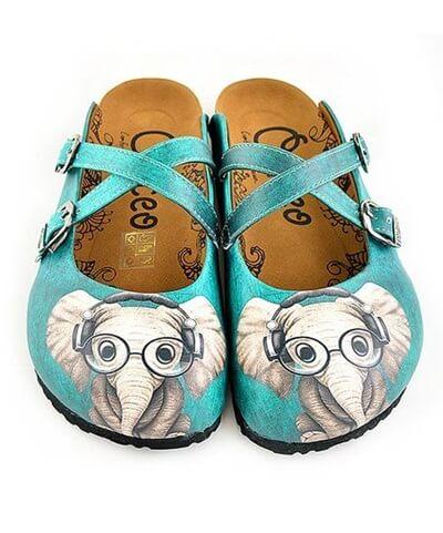 calceo terlik sandalet