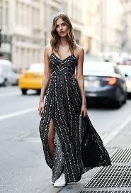 Uzun Yazlık Elbise Modelleri