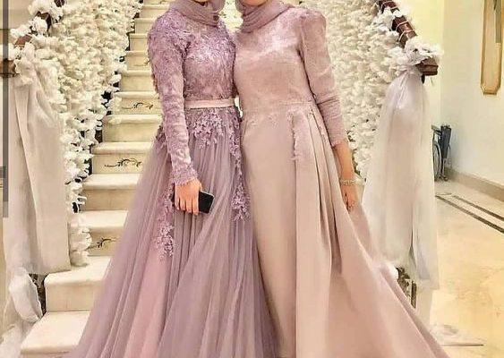 2019 Tesettür Abiye Elbise Modelleri ve Fiyatları