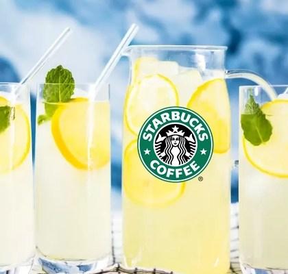 5 Dakikada Hazır Starbucks Cool Lime Tarifi