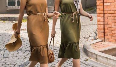 Bayramlık Elbise Modelleri