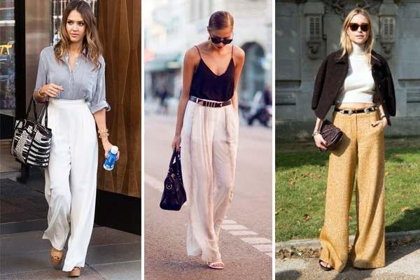 Salaş Pantolon Modelleri