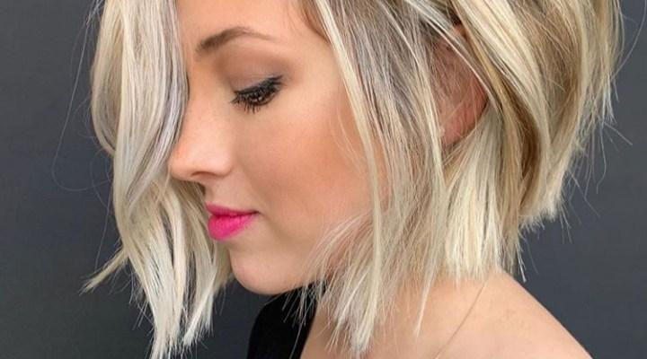 2020 Bayan Kısa Saç Kesim Modelleri