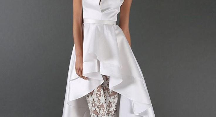 Yeni Trend: Farklı Nikah Elbisesi Modelleri