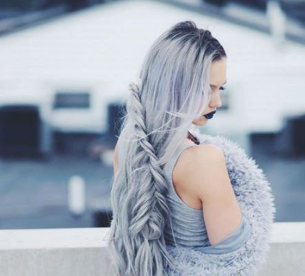 Trend Alarmı: 2020 Sıcak Gri Saç Rengi