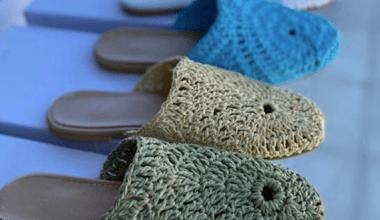 Hasır Ayakkabı ve Terlik Modelleri ve Fiyatları