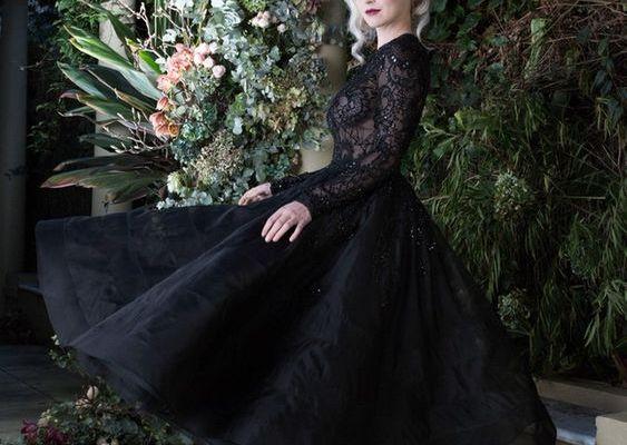 2021 Siyah Abiye Elbise Modelleri ve Fiyatları