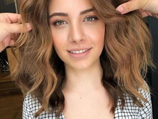 2021 Karamel Saç Renkleri-Tonları ve Modelleri