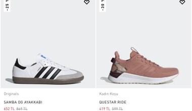 2021 Adidas Kadın Spor Ayakkabı Modelleri ve Fiyatları
