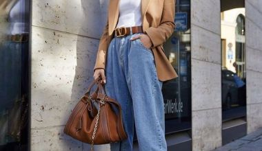 2021 Kot Pantolon Modelleri ve Kombinleri