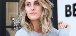 2021 Orta Boy Saç Kesim Modelleri ve Trendleri